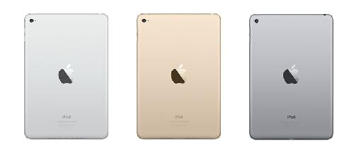 iPad mini4の価格や他モデルとのサイズ比較