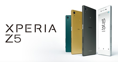 Xperia Z5 ソフトバンクモデル