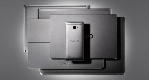 VAIO Phone Biz公式
