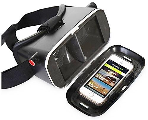 STEALTH VR VR100スマホマウントディスプレイスマホセット