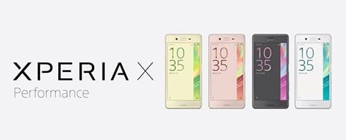 Xperia X Performanceのプロモーション動画公開