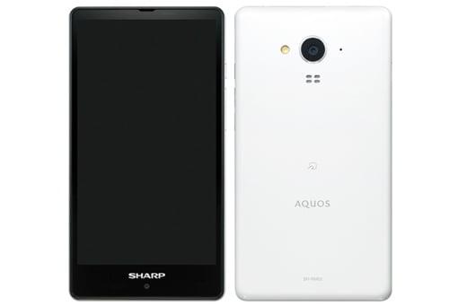 AQUOS SH-RM02本体