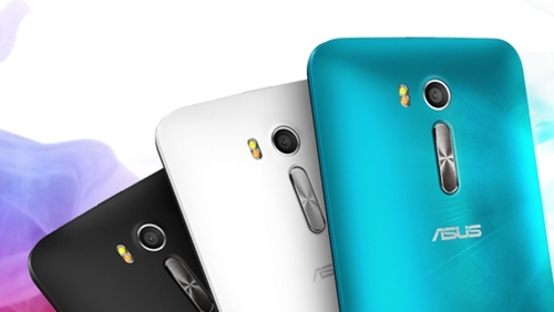 ASUS「ZenFone Go」カラー