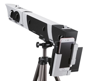 スマホを使った天体望遠鏡が人気