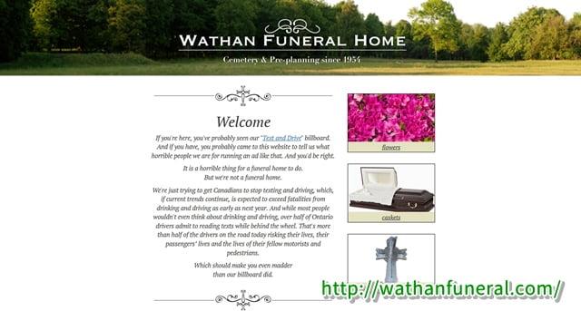 Wathan Funeral Home