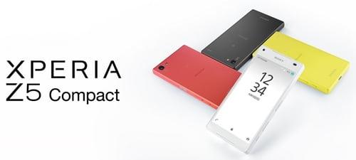 Xperia Z5 Compact SIMフリー+格安SIMに乗り換え
