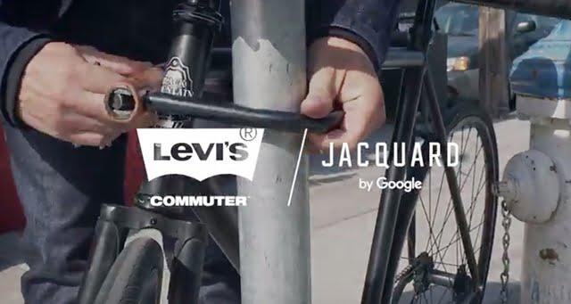 スマホを操作できるデニムスマートジャケット来春発売へ リーバイス&グーグルが共同開発