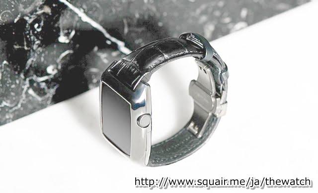 30万のアップルウォッチケース「The Watch」登場!