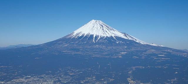 富士山画像