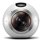 Galaxy Gear360(SM-C200) サムスン製360度撮影可能な球体カメラが日本発売!