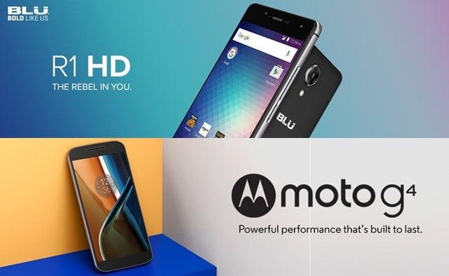 Amazonスマホに新機種登場!Prime Exclusive(プライムエクスクルーシブ)「R1 HD」「Moto G」の価格、料金、スペックは?