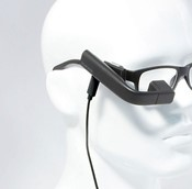 Vufine(ビューファイン) メガネ装着型のウェアラブルディスプレイ登場!