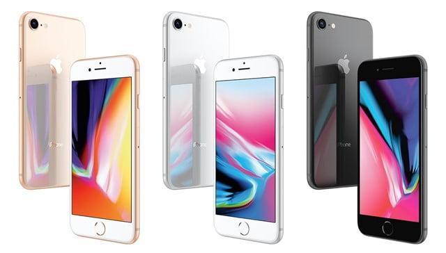 iPhone8/8Plus 人気色・カラーや容量を調査!