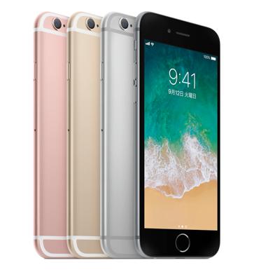 iPhone6s32GB ワイモバイル 2019年5月