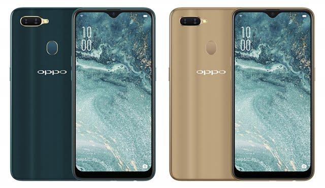 OPPO AX7 本体カラー
