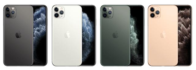 2019/10 iPhone11MaxPro