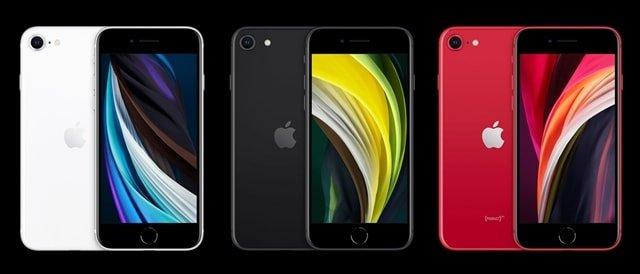 iPhoneSE(第2世代)の本体サイズ